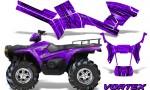 Polaris Sportsman 05 10 CreatorX Graphics Kit Vortex Purple 150x90 - Polaris Sportsman 400 500 600 700 800 2005-2010 Graphics