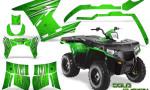 Polaris Sportsman 400 500 800 2011 2014 CreatorX Graphics Cold Fusion Green 150x90 - Polaris Sportsman 500 800 2011-2015 Graphics