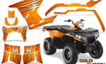 Polaris Sportsman 400 500 800 2011 2014 CreatorX Graphics Cold Fusion Orange 150x90 - Polaris Sportsman 500 800 2011-2015 Graphics