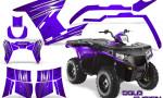 Polaris Sportsman 400 500 800 2011 2014 CreatorX Graphics Cold Fusion Purple 150x90 - Polaris Sportsman 500 800 2011-2015 Graphics
