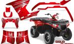 Polaris Sportsman 400 500 800 2011 2014 CreatorX Graphics Cold Fusion Red 150x90 - Polaris Sportsman 500 800 2011-2015 Graphics