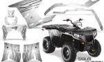 Polaris Sportsman 400 500 800 2011 2014 CreatorX Graphics Cold Fusion White 150x90 - Polaris Sportsman 500 800 2011-2015 Graphics