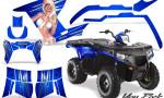 Polaris Sportsman 400 500 800 2011 2014 CreatorX Graphics You Rock Blue 150x90 - Polaris Sportsman 500 800 2011-2015 Graphics