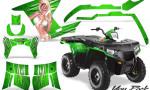 Polaris Sportsman 400 500 800 2011 2014 CreatorX Graphics You Rock Green 150x90 - Polaris Sportsman 500 800 2011-2015 Graphics