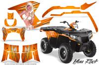 Polaris-Sportsman-400-500-800-2011-2014-CreatorX-Graphics-You-Rock-Orange