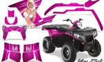 Polaris Sportsman 400 500 800 2011 2014 CreatorX Graphics You Rock Pink 150x90 - Polaris Sportsman 500 800 2011-2015 Graphics