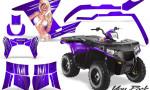 Polaris Sportsman 400 500 800 2011 2014 CreatorX Graphics You Rock Purple 150x90 - Polaris Sportsman 500 800 2011-2015 Graphics