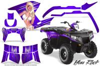 Polaris-Sportsman-400-500-800-2011-2014-CreatorX-Graphics-You-Rock-Purple
