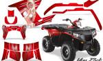 Polaris Sportsman 400 500 800 2011 2014 CreatorX Graphics You Rock Red BB 150x90 - Polaris Sportsman 500 800 2011-2015 Graphics