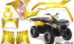 Polaris Sportsman 400 500 800 2011 2014 CreatorX Graphics You Rock Yellow 150x90 - Polaris Sportsman 500 800 2011-2015 Graphics