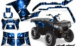 Polaris Sportsman 400 500 800 2011 Skull Chief Blue 150x90 - Polaris Sportsman 500 800 2011-2015 Graphics