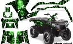 Polaris Sportsman 400 500 800 2011 Skull Chief Green 150x90 - Polaris Sportsman 500 800 2011-2015 Graphics