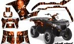 Polaris Sportsman 400 500 800 2011 Skull Chief Orange 150x90 - Polaris Sportsman 500 800 2011-2015 Graphics