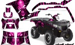 Polaris Sportsman 400 500 800 2011 Skull Chief Pink 150x90 - Polaris Sportsman 500 800 2011-2015 Graphics