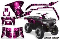 Polaris-Sportsman-400-500-800-2011-Skull-Chief-Pink