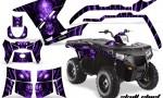 Polaris Sportsman 400 500 800 2011 Skull Chief Purple 150x90 - Polaris Sportsman 500 800 2011-2015 Graphics