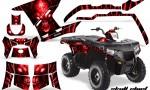 Polaris Sportsman 400 500 800 2011 Skull Chief Red 150x90 - Polaris Sportsman 500 800 2011-2015 Graphics