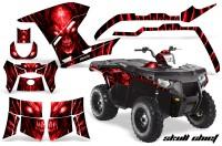 Polaris-Sportsman-400-500-800-2011-Skull-Chief-Red