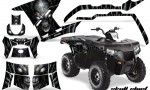 Polaris Sportsman 400 500 800 2011 Skull Chief Silver 150x90 - Polaris Sportsman 500 800 2011-2015 Graphics
