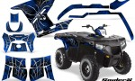 Polaris Sportsman 400 500 800 2011 SpiderX Blue 150x90 - Polaris Sportsman 500 800 2011-2015 Graphics
