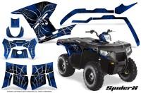Polaris-Sportsman-400-500-800-2011-SpiderX-Blue