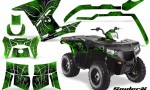 Polaris Sportsman 400 500 800 2011 SpiderX Green 150x90 - Polaris Sportsman 500 800 2011-2015 Graphics
