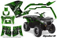 Polaris-Sportsman-400-500-800-2011-SpiderX-Green