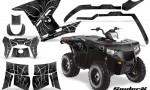 Polaris Sportsman 400 500 800 2011 SpiderX Silver 150x90 - Polaris Sportsman 500 800 2011-2015 Graphics