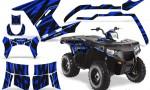 Polaris Sportsman 400 500 800 2011 Tribal Madness Blue 150x90 - Polaris Sportsman 500 800 2011-2015 Graphics