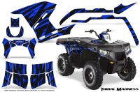 Polaris-Sportsman-400-500-800-2011-Tribal-Madness-Blue