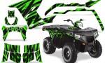 Polaris Sportsman 400 500 800 2011 Tribal Madness Green 150x90 - Polaris Sportsman 500 800 2011-2015 Graphics