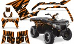 Polaris Sportsman 400 500 800 2011 Tribal Madness Orange 150x90 - Polaris Sportsman 500 800 2011-2015 Graphics
