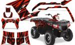 Polaris Sportsman 400 500 800 2011 Tribal Madness Red 150x90 - Polaris Sportsman 500 800 2011-2015 Graphics