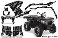 Polaris-Sportsman-400-500-800-2011-Tribal-Madness-Silver