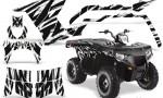 Polaris Sportsman 400 500 800 2011 Tribal Madness White 150x90 - Polaris Sportsman 500 800 2011-2015 Graphics