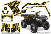 Polaris-Sportsman-400-500-800-2011-Tribal-Madness-Yellow
