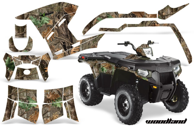 Polaris-Sportsman-500-800-11-13-AMR-Graphic-Kit-Woodland-Camo