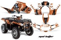 Polaris-Sportsman-850-11-13-AMR-Graphics-Kit-MadHatter-Blk-OrangeBg