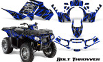 Polaris Sportsman 850 11 13 Graphics Kit Bolt Thrower Blue 150x90 - Polaris Sportsman 550 09-15 - 850 1000 13-16 Graphics