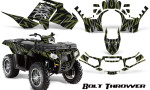 Polaris Sportsman 850 11 13 Graphics Kit Bolt Thrower GreenArmy 150x90 - Polaris Sportsman 550 09-15 - 850 1000 13-16 Graphics