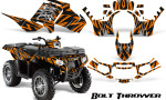 Polaris Sportsman 850 11 13 Graphics Kit Bolt Thrower Orange 150x90 - Polaris Sportsman 550 09-15 - 850 1000 13-16 Graphics