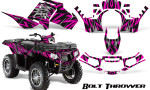 Polaris Sportsman 850 11 13 Graphics Kit Bolt Thrower Pink 150x90 - Polaris Sportsman 550 09-15 - 850 1000 13-16 Graphics