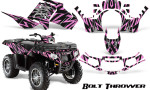 Polaris Sportsman 850 11 13 Graphics Kit Bolt Thrower PinkLite 150x90 - Polaris Sportsman 550 09-15 - 850 1000 13-16 Graphics