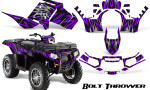 Polaris Sportsman 850 11 13 Graphics Kit Bolt Thrower Purple 150x90 - Polaris Sportsman 550 09-15 - 850 1000 13-16 Graphics