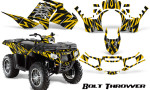 Polaris Sportsman 850 11 13 Graphics Kit Bolt Thrower Yellow 150x90 - Polaris Sportsman 550 09-15 - 850 1000 13-16 Graphics