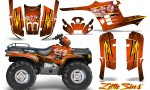 Polaris Sportsman 95 04 CreatorX Graphics Kit Little Sins Orange 150x90 - Polaris Sportsman 400 500 600 700 1995-2004 Graphics