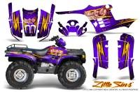 Polaris-Sportsman-95-04-CreatorX-Graphics-Kit-Little-Sins-Purple