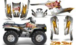 Polaris Sportsman 95 04 CreatorX Graphics Kit Little Sins White 150x90 - Polaris Sportsman 400 500 600 700 1995-2004 Graphics