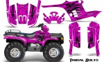 Polaris Sportsman 95 04 CreatorX Graphics Kit Tribal Bolts Pink 150x90 - Polaris Sportsman 400 500 600 700 1995-2004 Graphics