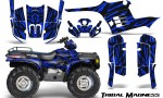 Polaris Sportsman 95 04 CreatorX Graphics Kit Tribal Madness Blue 150x90 - Polaris Sportsman 400 500 600 700 1995-2004 Graphics